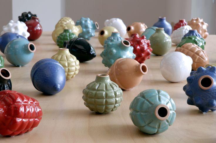 Mona Hatoum, Still Life, 2008-09