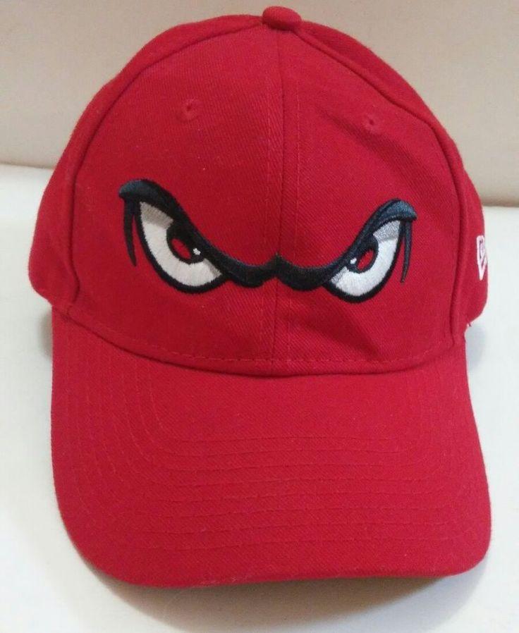 New Era FITS Lake Elsinore Storm Red Authentic Adjustable Baseball Hat Cap NWT | eBay