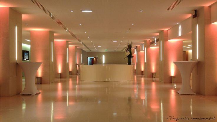 Mise en lumière Éclairage décoratif Projecteur LED LightKolor