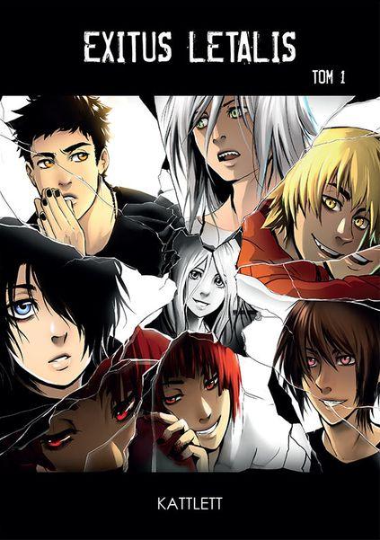 exitus letalis manga