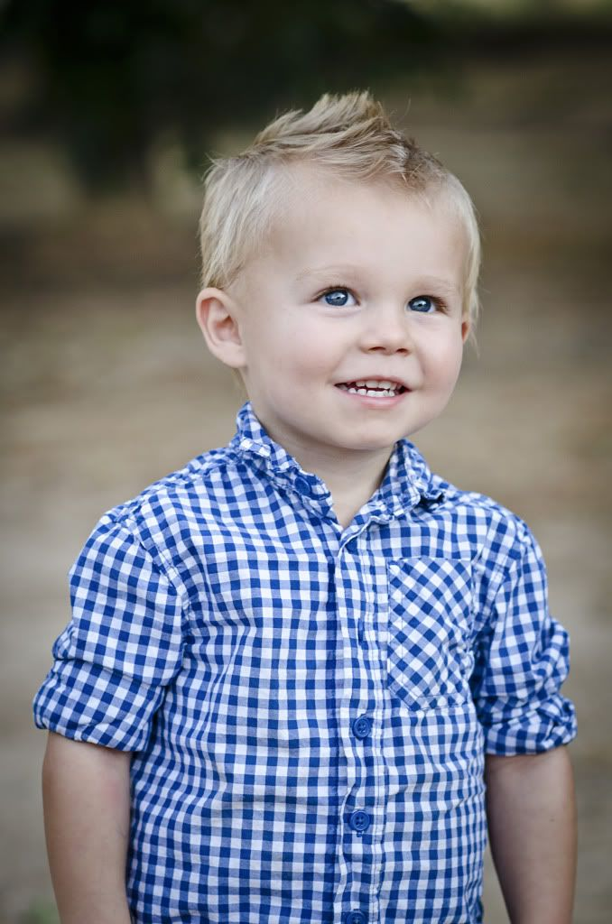 cheap mens s Little B Man by J Ashton Photography  Blue Gingham Shirt  Killer smile  Faux hawk   Mohawk  Love His Bright Blue Eyes and Blonde Hair  Little boys are the best