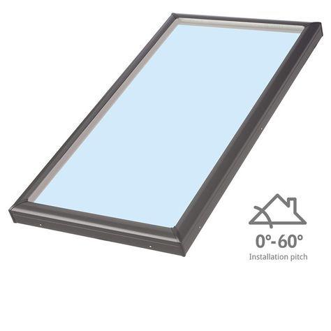 FCM flat roof skylight