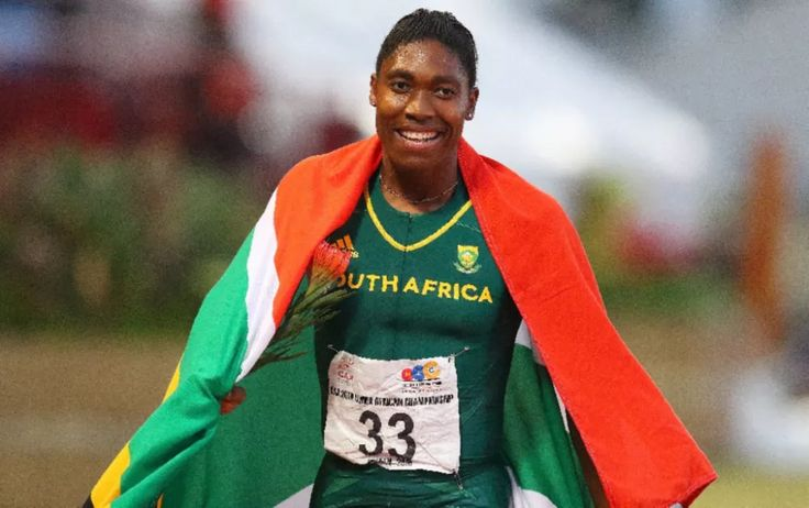 South Africa's Caster Semenya wins the 800m final for women during day 5 of the Confederation of African Athletics (CAA) Championships held in Durban on June 26, 2016