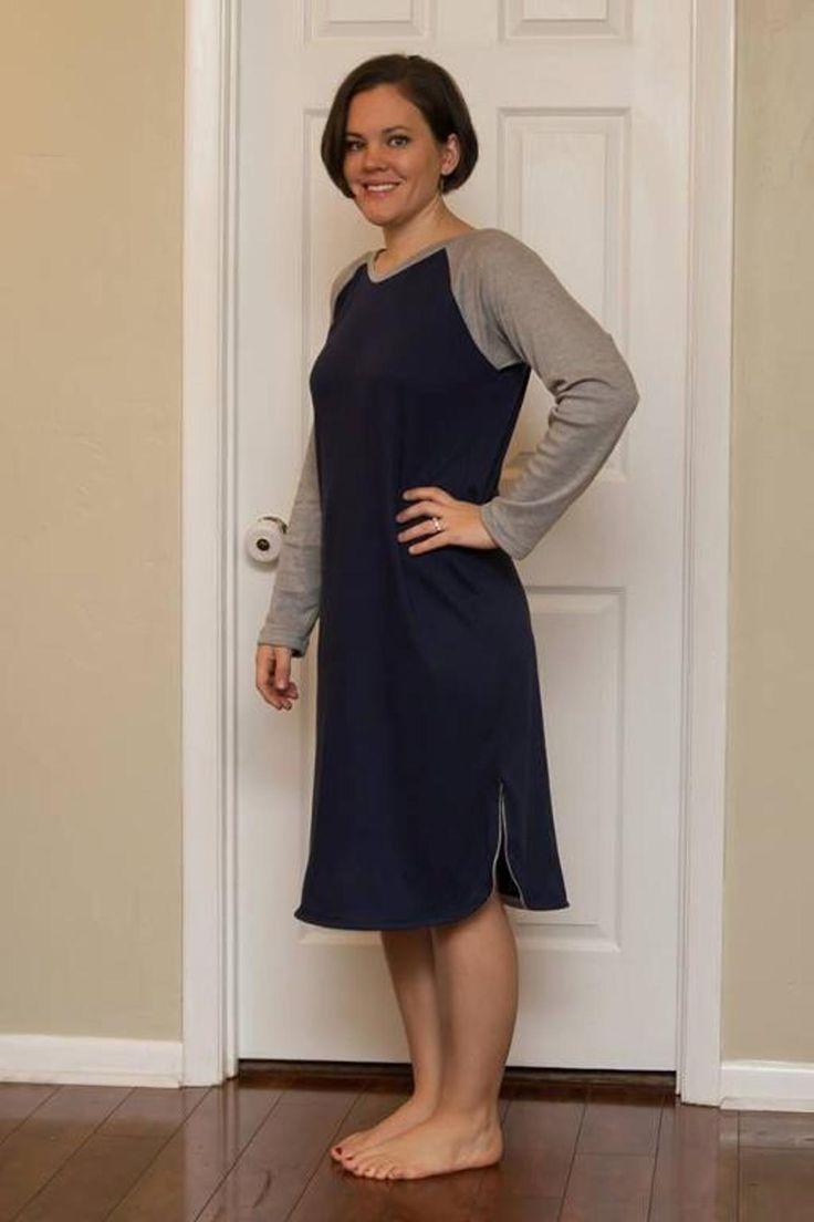 Callie's Women's Nightgown & Nightshirt  | Craftsy