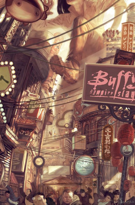 GALLERY OF COMIC BOOK COVERS ILLUSTRATED BY JON FOSTER