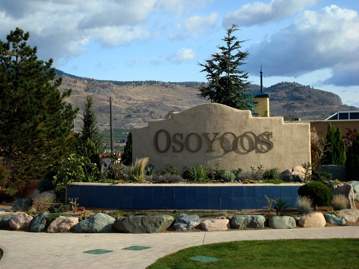 Welcome to Osoyoos!