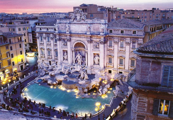Fontana di Trevi....was here long ago....Favorite Places, Rome Italy, Pictures This, Фонтан Треви, Beautiful Places, Travel, Trevi Fountain, Trevi, Fountain