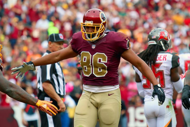 DFS: Jordan Reed an undervalued weapon in shootout matchup - Sporadic injuries and sub-par quarterback play have rightfully lowered Jordan Reed's ceiling since his near-breakout rookie year as a receiving tight end.  Those factors technically still exist for the third-year tight end, with.....