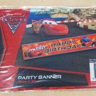 Birthday Banner $8.95 A068349