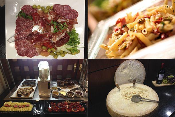 GANA UN ALMUERZO PARA DOS, en este espectacular buffet llamado Andiamo A Mangiare La Pasta del restaurant El Cid del Hotel Sheraton. ¿CÓMO PARTICIPAR