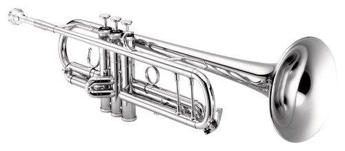 Jupiter - Trumpet - Silver