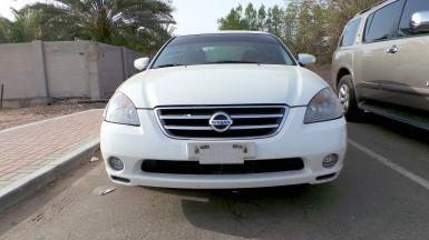 2006 Nissan Altima 3.5 SE V6 | Car Ads - AutoDeal.ae