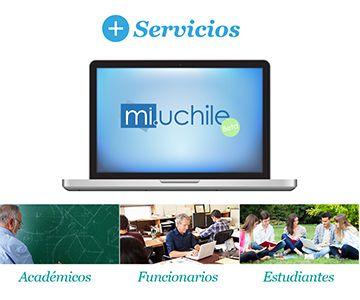 MiUChile presenta nueva versión con mejoras de usabilidad y nueva tecnología.Ver más en http://uchile.cl/u107820