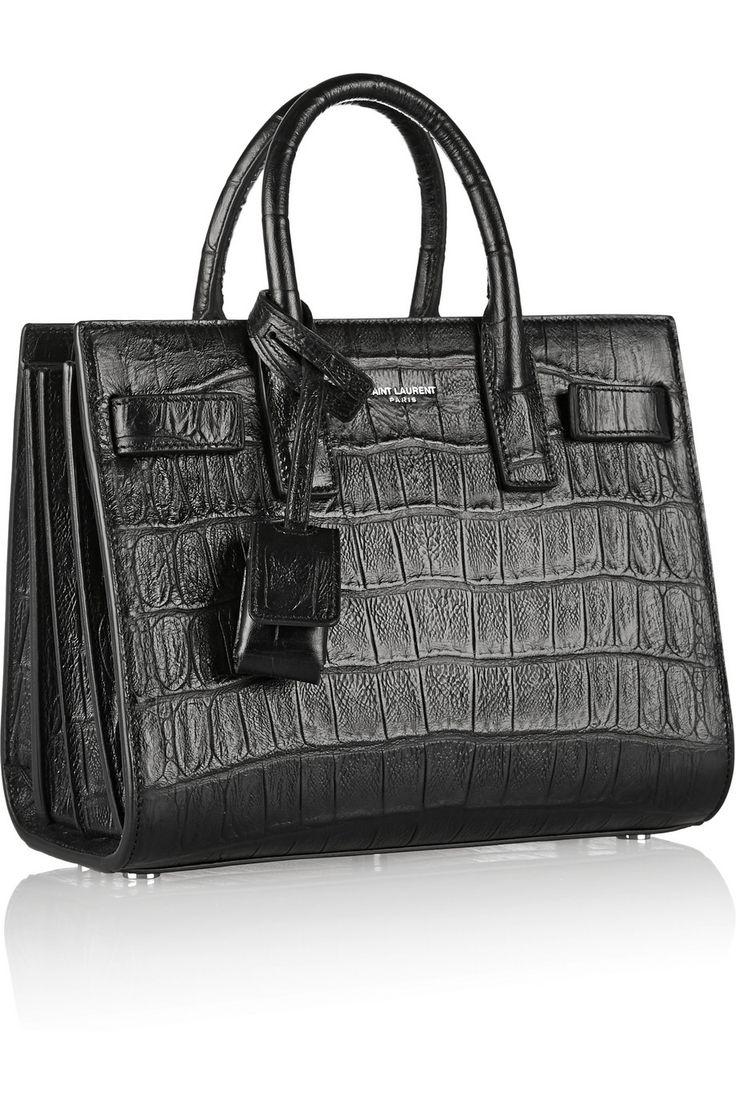 Saint Laurent   Sac De Jour Nano mini leather shoulder bag   NET-A ...