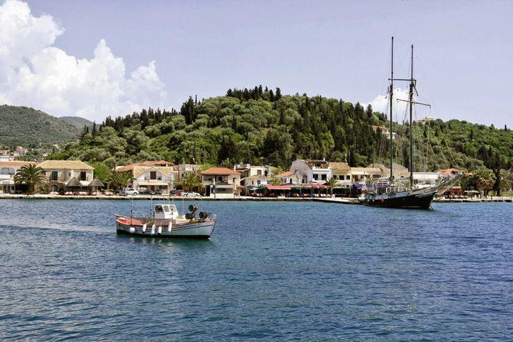 Greece, Ipiros, Syvota