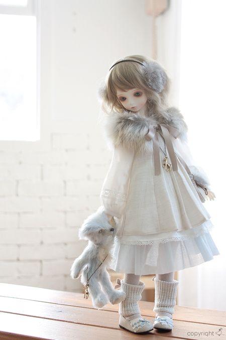Isn't she lovely? ;____;<3