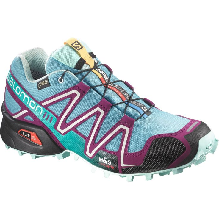 Salomon Women's Speedcross 3 GTX® Blue Shoes (AW15) Offroad Running Shoes