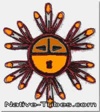 Hopi, I want this as a tattoo! | Was I Ever There ... Hopi Sun Symbol
