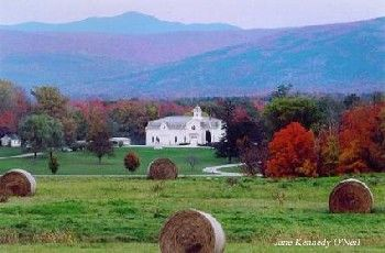Weybridge, VT, one of the communities located near The Residence at Otter Creek.