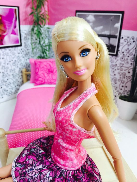 Doll Bedding For Barbie Fashion Royalty Ever After High