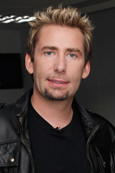 Chad Kroeger-It's the eyes and the new hair, LOVE IT!!! Want. So bad,