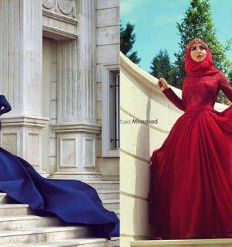 Fotógrafo mostra o romance e elegância de casais muçulmanos