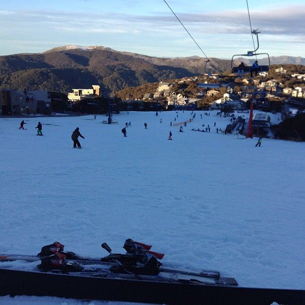Mt.buller so much fun at #snow!  miss the snow now dam! Lol #mtbuller #snow