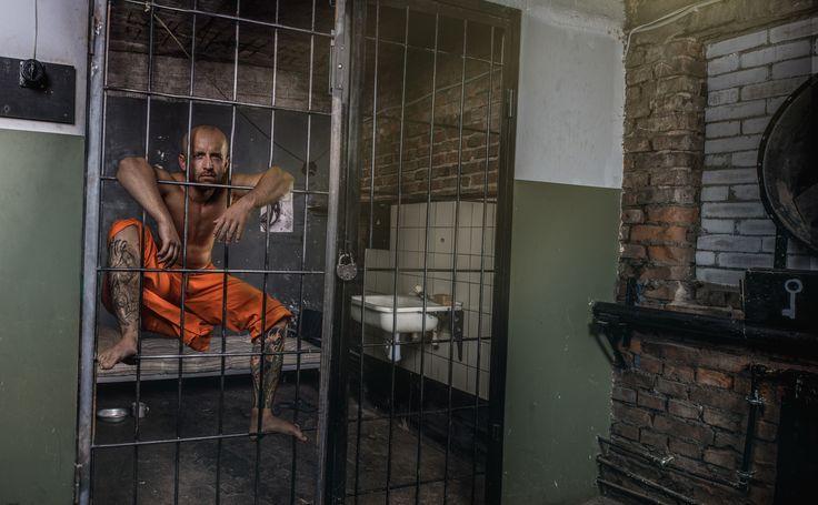 """""""Побег из тюрьмы"""" - реальный квест, где вас запрут по-настоящему! #Квесты"""