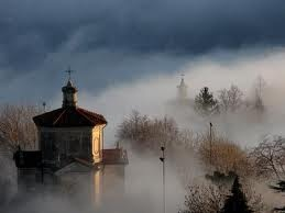 Varese, Italy (Sacro Monte) Haunting and inviting.