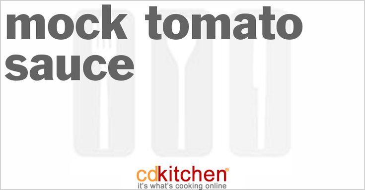 Made with yams or squash, fresh beets, onion, garlic, water or stock, soy sauce, wakame or kombu, parsley, basil, oregano, dried kelp, dried marjoram, dried thyme, crushed rosemary, bay leaf, liquid sweetener, apple cider vinegar | CDKitchen.com