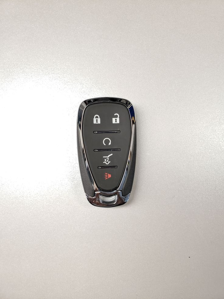 Chevrolet Bolt EV Replacement Keys What To Do, Options