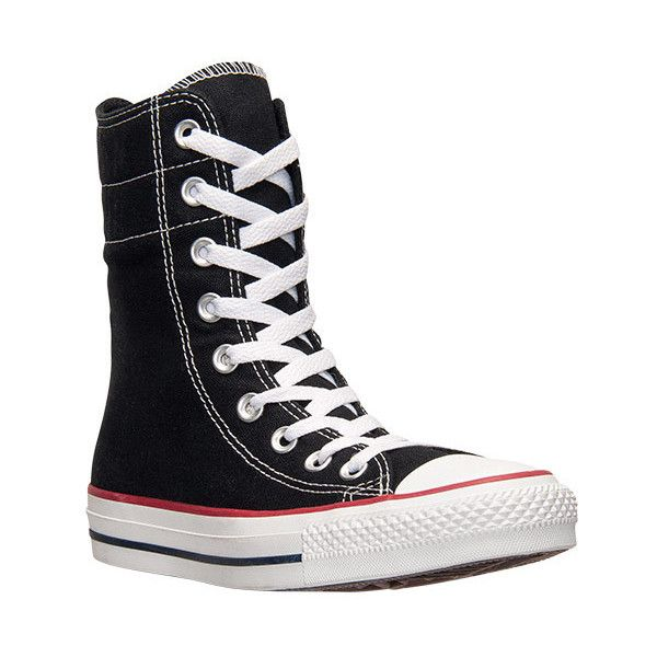 converse shoes high tops. converse women\u0027s converse chuck taylor hi rise casual shoes ($65) ❤ liked on polyvore high tops c