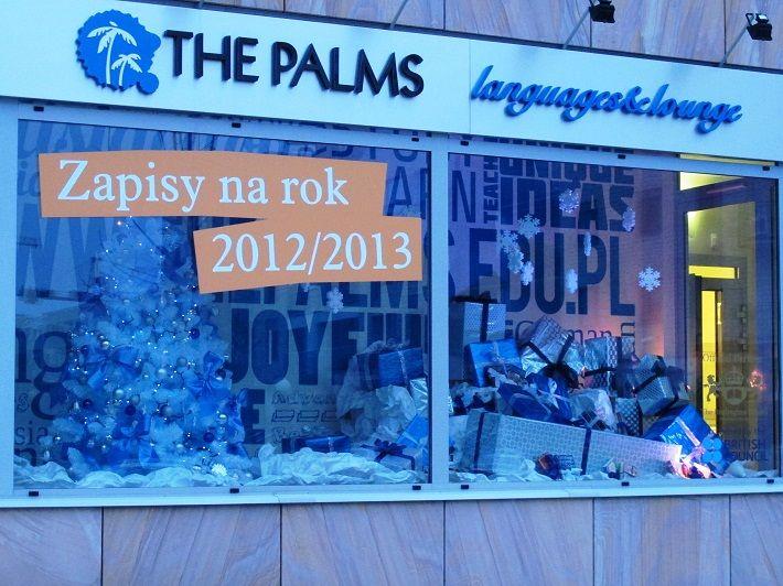Zimowa odsłona witryny była na światowym poziomie #winter #xmas #window #display