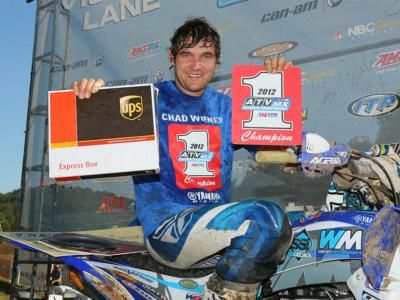 Yamaha ATV Racing Press Release: Wienen Wins First AMA Pro ATV Championsh​ip aboard YFZ450R