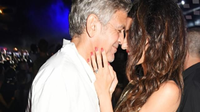 We, too, want George Clooney in the middle of our makeout sesh.