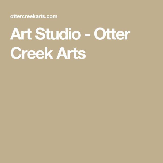 Art Studio - Otter Creek Arts