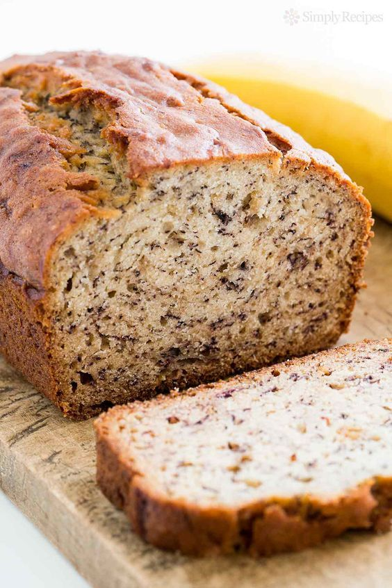 The 25 best easiest banana bread recipe ideas on pinterest easiest banana bread ever no need for a mixer delicious and easy classic forumfinder Images