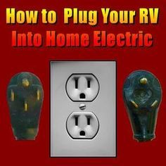 How to Plug Your RV Into Home Electric... Read More: http://www.everything-about-rving.com/can-i-plug-my-fleetwood-rv-into-home-electric.html Happy RVing! #5thwheel #gorving #findyouraway #rvlife #rving #rv #rvs #rvers #tailgating #classbrv #toyhauler #campervan #rvliving #camplife #fulltimerver #roadtrip #travel #tenttrailer #snowbird #camping #rvpark #hiking #motorhome #motorhomes #traveltrailer #popuptrailer #boondocking