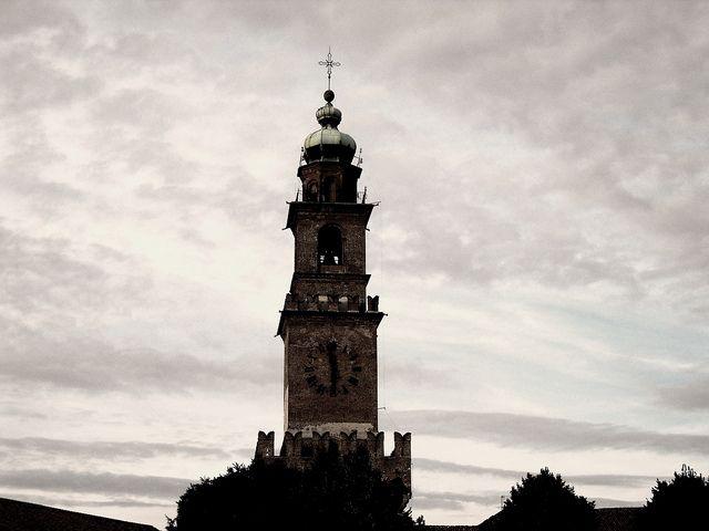 Torre Del Bramante - Vigevano, Italy
