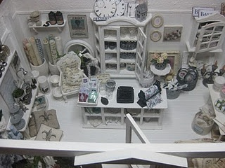 The Shabby Chic Shop... room layout