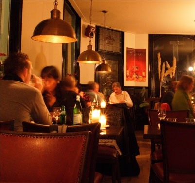 Restaurant C'est Ça - Utrecht