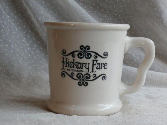 Hickory Fare by Bonanza Restaurant Ware Coffee Mug, $8.99