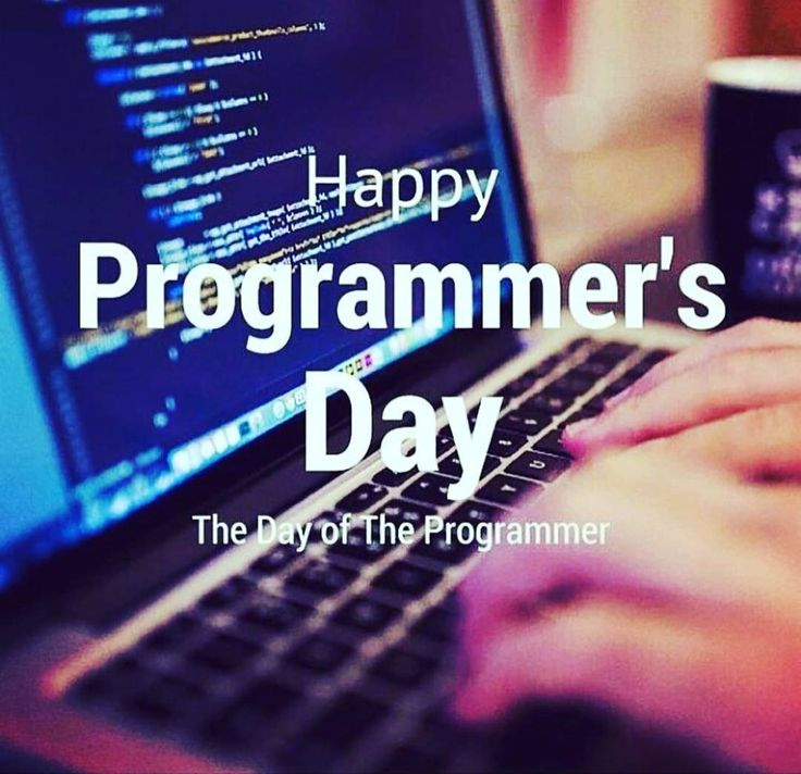 i know its too late but still happy programmers day programmer