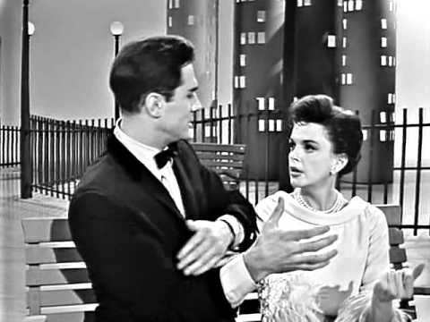 Judy Garland & George Maharis - Side By Side (The Judy Garland Show) - YouTube