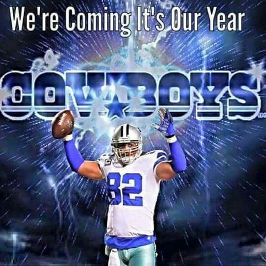 Cowboys All The Way!!!! #DC4L Dallas Cowboys  America's Team  TDCfans.com