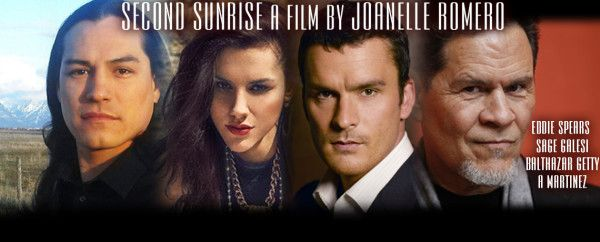 SECOND SUNRISE: Navajo Vampire Film Could Be the Next Twilight | PLEASE Just Don't Make 'THEM SPARKLE' !!!