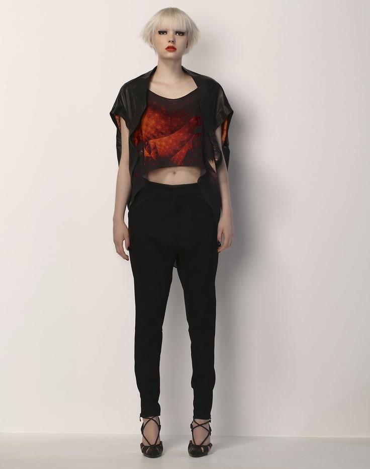 Melbourne fashion label TETTMAN. DOUST  http://www.designermelbourne.com.au/