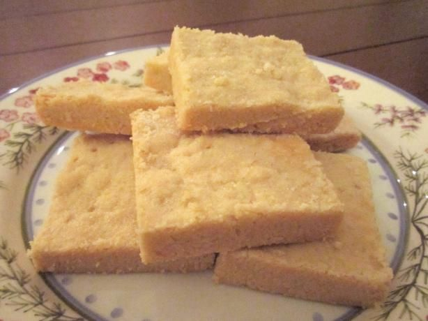 "Super-Easy Shortbread: ""This was the first shortbread recipe I ever made, and I've never found a better one."" -TapestryThreads"