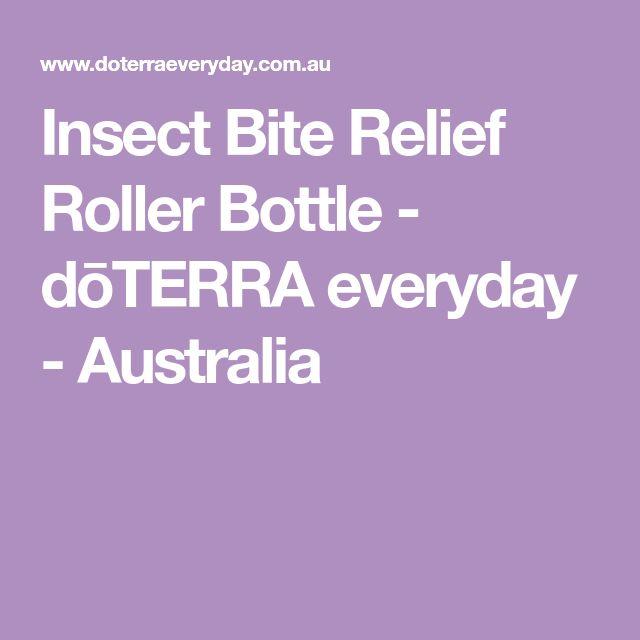 Insect Bite Relief Roller Bottle - dōTERRA everyday - Australia