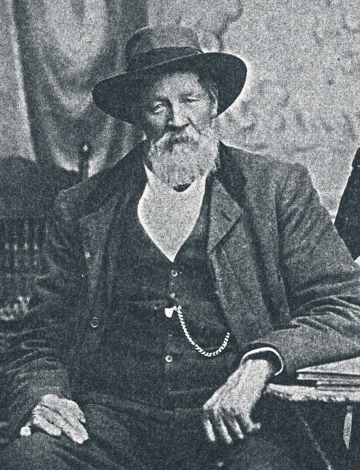 John Clegg - son of John Clegg, publican, and Mary Alford